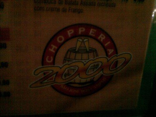 Choperia 2000 - logo