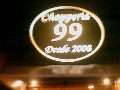 Chopperia 99 Logo